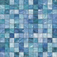 here a seamless patterned floor tile background light blue