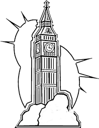 Tower Coloring Pages 13
