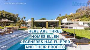 100 Beach House Malibu For Sale All The Homes Ellen DeGeneres Has Flipped Money