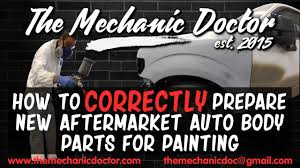 How To Prep Any New Aftermarket Auto Body Parts For Painting - YouTube Truck Hoods For All Makes Models Of Medium Heavy Duty Trucks Aftermarket Toyota Parts National Auto Fresh Aftermarket Ford Body Suzuki 82 Chevy Best Resource General Motors Gm 586 8062110 248 Afmkettruckcabinbodypasfactyexpterforisuzu Faw J6 Cabin And Accsories Asone Ford Svt Raptor Performance 2015 F150 Galvanic Corrosion Concerns Work Info Dynacorn Introduces Reproduction Bronco Body Hemmings Daily