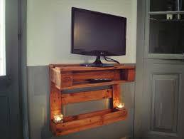Wooden Pallet DIY Tv Stand Ideas