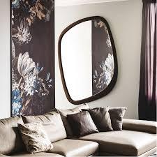 die schönsten modernen spiegel für ihr wohnzimmer arredare