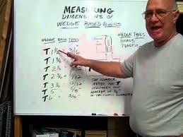 glass wedge base bulb size determination