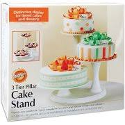 Wilton Cakes N More 3 Tier Party Cake Stand 1 Ct Walmart