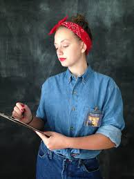 Rosie The Riveter Spirit Halloween by Twenty Interesting Things About U2026rosie The Riveter The Pioneer Woman