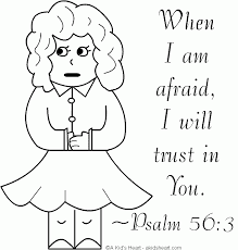 Coloring Site Bible Verses Pages For Verse