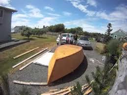 Wood Drift Boat Plans Free by Drift Boat Timelapse Youtube