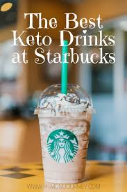 Keto Coffee Starbucks Edition
