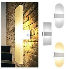 beleuchtung 2x 6w led wandleuchte wandle kaltweiß