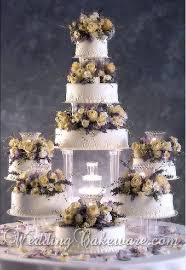 142 best Fountain Cakes images on Pinterest