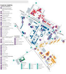 université de poitiers plans d accès