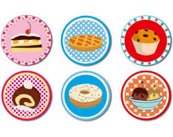 Food Clipart Sticker Frames Illustrations HD Images Photo
