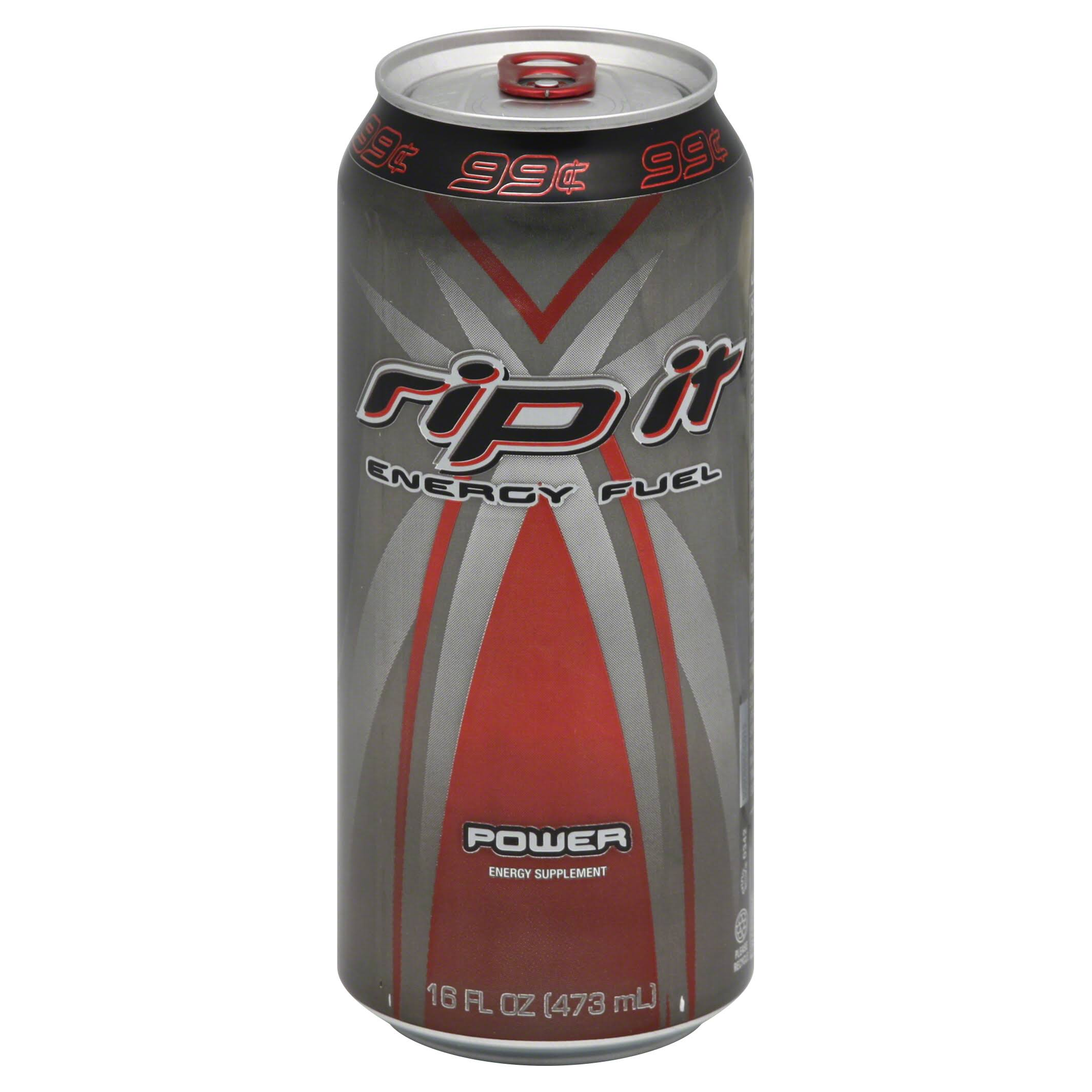 Rip It Energy Fuel, Power - 16 fl oz