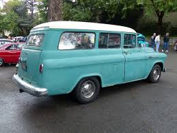 100 1959 Chevy Panel Truck Chevrolet Suburban Information And Photos MOMENTcar