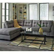 Cheap Sectional Sofas Okc by Ashley Maier 2 Pc Sectional Sofa With Left Corner Chaise Ashley