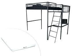 bureau pour mezzanine plan lit mezzanine 2 places lit mezzanine design 2 places