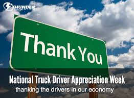 Thunder Funding Blog | John Downing Thoughts On 2017 Truck Driver Appreciation Week National Ats Game American Roadmaster Drivers School Kroger Recognizes Those Who Deliver The Goods During Opinion Taking Time For Transport Topics 2018 Vimeo Landstar Celebrating Eagle Logistical Ldown Mods 2014 Feature Interview