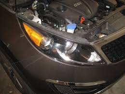 2014 kia sportage headlight assembly changing low beam flickr