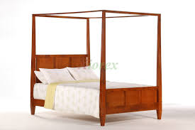 Canopy Bed Queen by Canopy Bed Night And Day Laurel Canopy Bed Spices Collection Xiorex