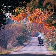 amish country in berlin ohio is so pretty i their crafts