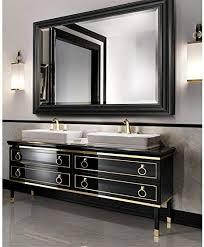 badezimmerspiegel kosmetikspiegel an der wand befestigter