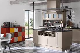 nolte küche frame moderner landhausstil in lava und hagebutte
