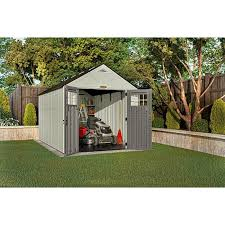 Suncast Tremont Shed Assembly by 8x13 Tremont Storage Shed W Floor Bms8130