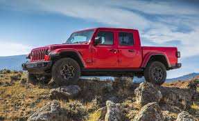 100 Truck Value Estimator 2020 Jeep Gladiator Reviews Jeep Gladiator Price Photos And