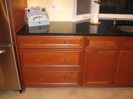 Kitchen Cabinet Hardware Pulls Placement by Can I See A Picture Of Your Trash Pull Out