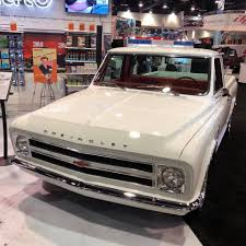 100 Chip Foose Truck 1967 Chevy C10 C28 Unveiled At The The Official