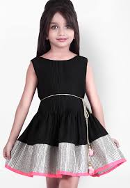 buy k u0026u black casual dress for girls online india best prices