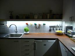 battery operated lights for kitchen cabinets cabinet