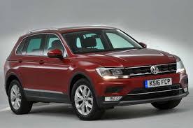Volkswagen Tiguan review 2017