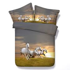 Twin Horse Bedding by Popular Twin Horse Bedding Buy Cheap Twin Horse Bedding Lots From