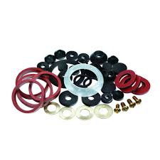 Replacing An Outdoor Faucet Washer by Danco Home Washer Assortment 42 Piece Kit 80817 The Home Depot