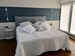 schlafzimmer streifen wand gestreifte wände wohnung
