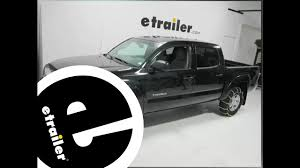Glacier Light Truck Cable Snow Tire Chains Review - 2010 Toyota ...