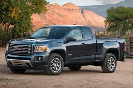 Used 2015 GMC Canyon For Sale - Pricing & Features | Edmunds New 2017 Gmc Canyon 2wd Sle Extended Cab Pickup In Clarksville San Benito Tx Gillman Chevrolet Buick 2018 Sle1 4d Crew Oklahoma City 16217 Allnew Brings Safety Firsts To Midsize Truck Used 2016 All Terrain 4x4 V6 4wd Slt Fremont 2g18065 Sid Small Roseville Marine Blue For Sale 280036 Spadoni Leasing Short Box Denali Speed Xl Chevy Colorado Or Mid Body Line Door For Roswell Ga 2380134