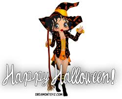 Free Halloween Ecards With Photos by Betty Boop Halloween Cards