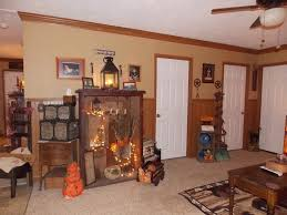 Primitive Country Decorating Ideas For Living Rooms by Primitive Decor Living Room Manufactured Home Decorating Ideas