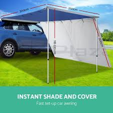 3M X 2.5M Car Side Awning Extension Roof Rack Cover Tents Shades ... Amazoncom Rhino Rack Sunseeker Side Awning Automotive Bike Camping Essentials Arb Enclosed Room Youtube Retractable Car Suppliers And Pull Out For Land Rovers Other 4x4s Outhaus Uk 31100foxwawning05jpg 3m X 25m Extension Roof Cover Tents Shades Top Vehicle Awnings Summit Chrissmith Waterproof Tent Rooftop 2m Van For Heavy Duty Racks Wild Country Pitstop Best Dome 1300 Khyam Motordome Tourer Quick Erect Driveaway From