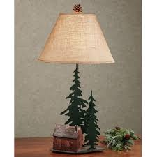 Image Of Nature Rustic Lamps