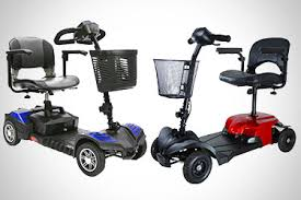 Electric Battery Power Mobility Scooters