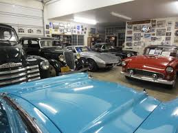 Classic Garage LLC – Car Collection Upholstery & Restoration