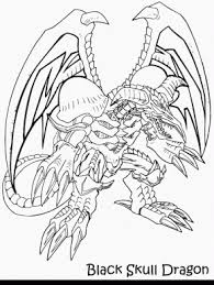 Yugioh 1 Coloring Pages
