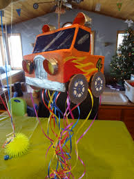 100 Monster Truck Party Decorations ID Mommy DIY Birthday