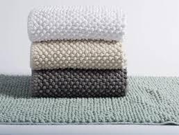 pebbled chenille organic bath rug pebbled chenille organic