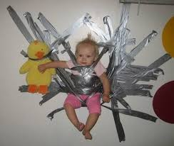 The Never Ending Job of Child Proofing…is it all really needed