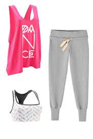 tenue de danse moderne vêtements danse moderne