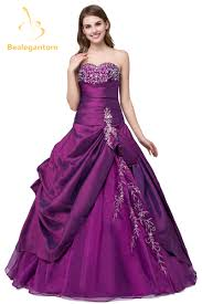 debut purple ball gown promotion shop for promotional debut purple